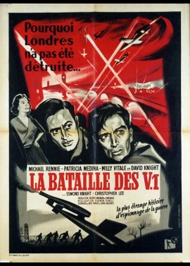 BATTLE OF THE V1 movie poster