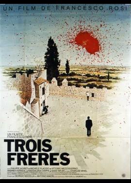 TRE FRATELLI / 3 FRATELLI movie poster