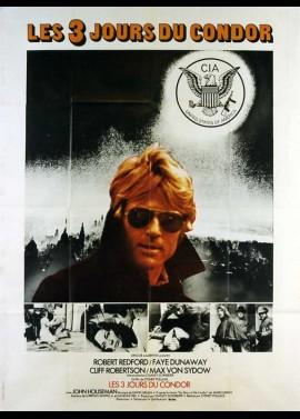 affiche du film TROIS JOURS DU CONDOR (LES)