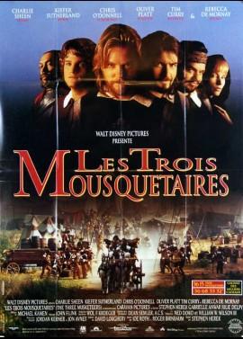 affiche du film TROIS MOUSQUETAIRES (LES)