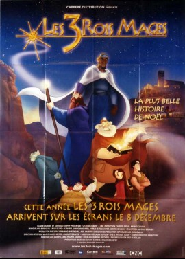 REYES MAGOS (LOS) movie poster