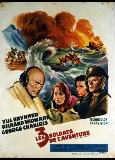 FLIGHT FROM ASHIYA movie poster