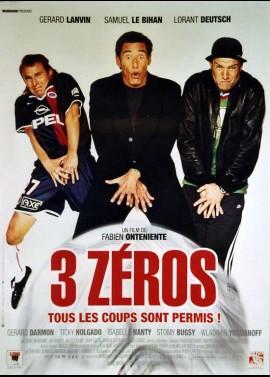 TROIS ZEROS movie poster