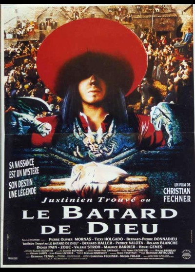 JUSTINIEN OU LE BATARD DE DIEU (LE) movie poster