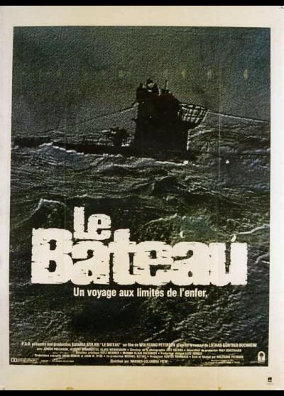 affiche du film BATEAU (LE)