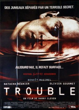 TROUBLE movie poster