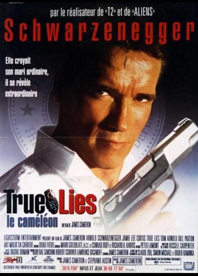 TRUE LIES movie poster