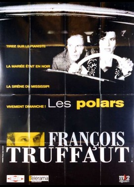 TRUFFAUT LES POLARS movie poster