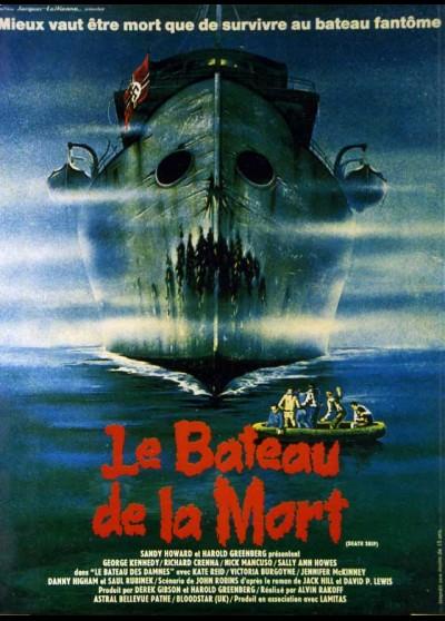 affiche du film BATEAU DE LA MORT (LE)