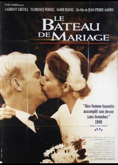 affiche du film BATEAU DE MARIAGE (LE)
