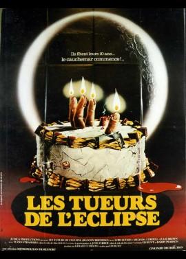 BLOODY BIRTHDAY movie poster