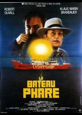 affiche du film BATEAU PHARE (LE)