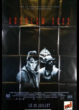 affiche du film ABSOLOM 2022