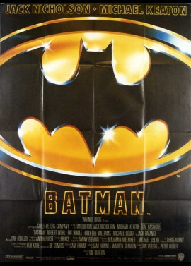 affiche du film BATMAN