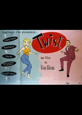 TWIST movie poster
