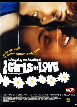 THE INCREDIBLY TRUE ADVENTURE OF TWO GIRLS IN LOVE (THE) movie poster