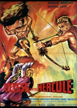 ULISSE CONTRO ERCOLE / ULISSES AGAINST THE SON OF HERCULES movie poster