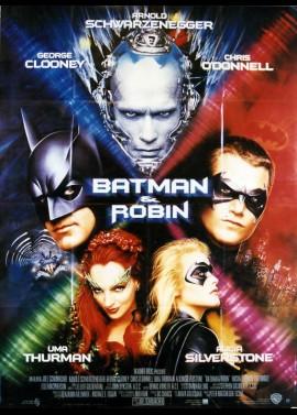 affiche du film BATMAN ET ROBIN