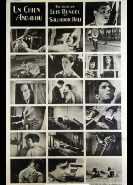 UN CHIEN ANDALOU movie poster
