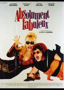 ABSOLUMENT FABULEUX movie poster