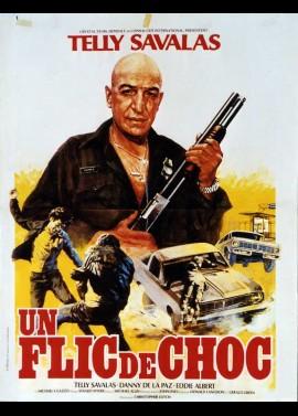 affiche du film UN FLIC DE CHOC