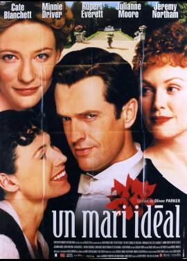 affiche du film UN MARI IDEAL