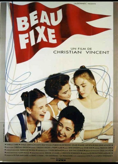 BEAU FIXE movie poster