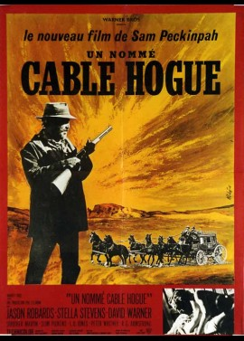 BALLAD OF CABLE HOGUE (THE) movie poster