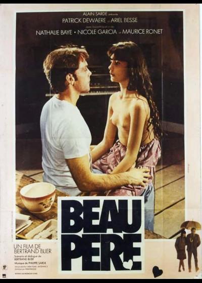 affiche du film BEAU PERE