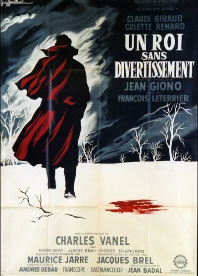 UN ROI SANS DIVERTISSEMENT movie poster