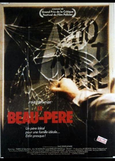 affiche du film BEAU PERE (LE)