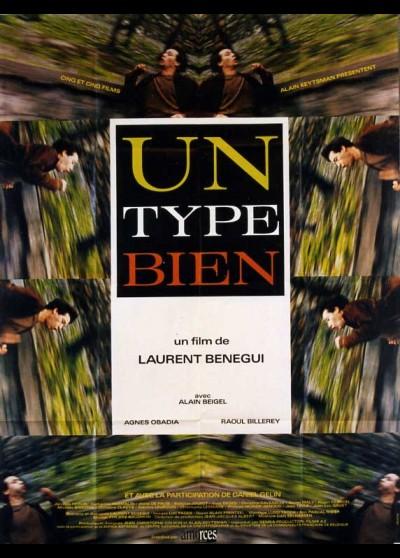 UN TYPE BIEN movie poster