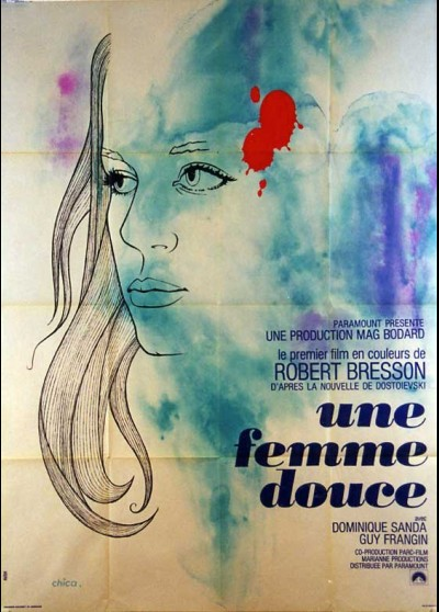 UNE FEMME DOUCE movie poster