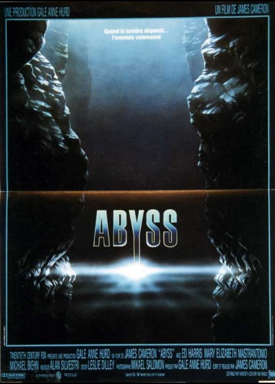 ABYSS (THE) movie poster