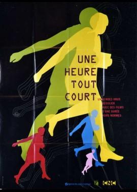 affiche du film UNE HEURE TOUT COURT