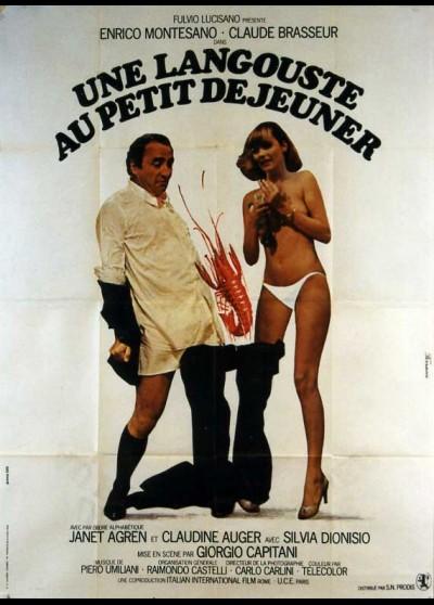 ARAGOSTA A COLAZOPNE movie poster