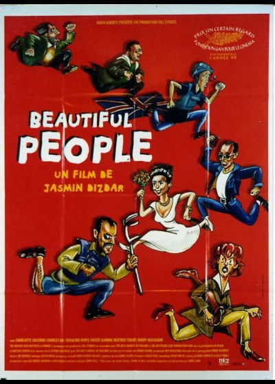 affiche du film BEAUTIFUL PEOPLE
