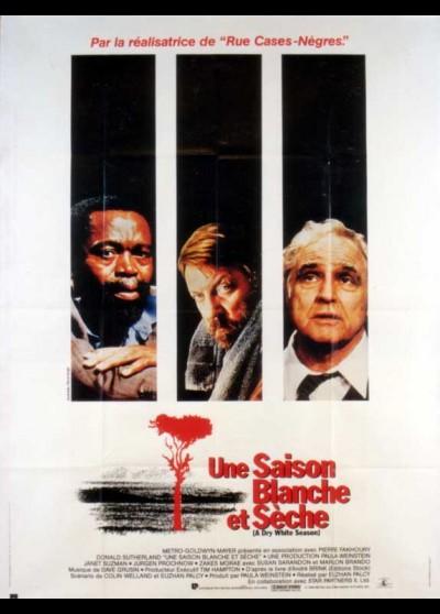 A DRY WHITE SEASON movie poster
