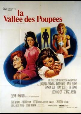 affiche du film VALLEE DES POUPEES (LA)