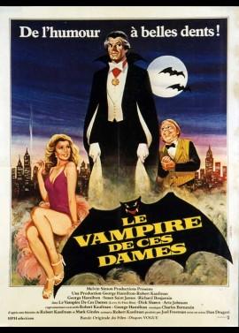 affiche du film VAMPIRE DE CES DAMES (LE)