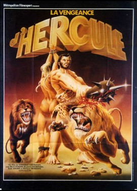 VENDETTA DI ERCOLE (LA) / GOLIATH AND THE DRAGON movie poster