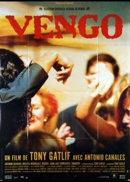 affiche du film VENGO