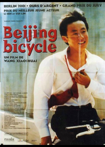 affiche du film BEIJING BICYCLE