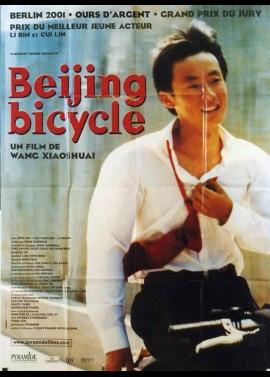 affiche du film BEIJING BICYCLE
