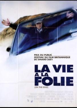 affiche du film VIE A LA FOLIE (LA)
