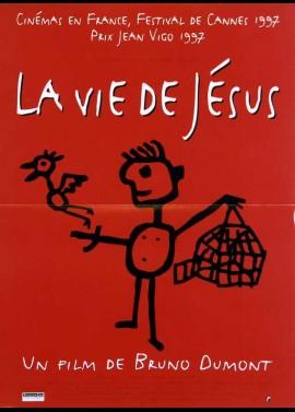 VIE DE JESUS (LA) movie poster
