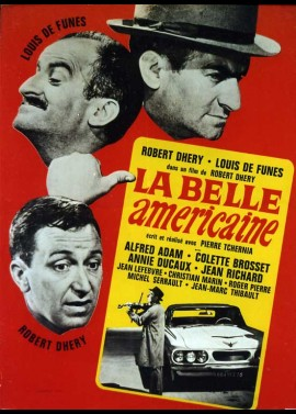 BELLE AMERICAINE (LA) movie poster