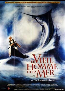 VIEIL HOMME ET LA MER (LE) movie poster