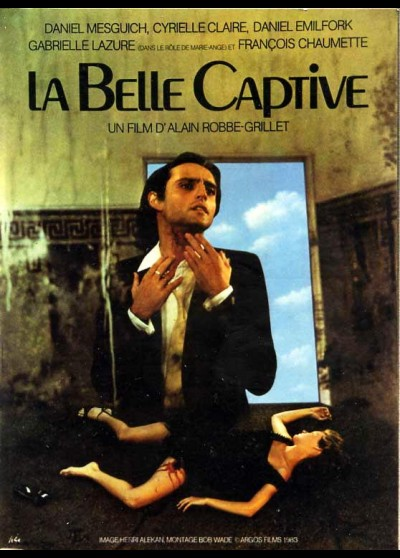 BELLE CAPTIVE (LA) movie poster