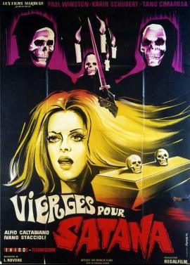 VIERGES POUR SATANA movie poster